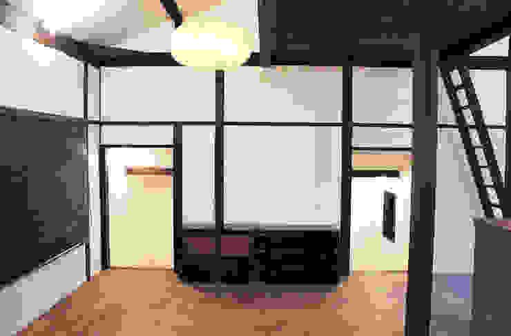 あお建築設計 客廳餐具櫃