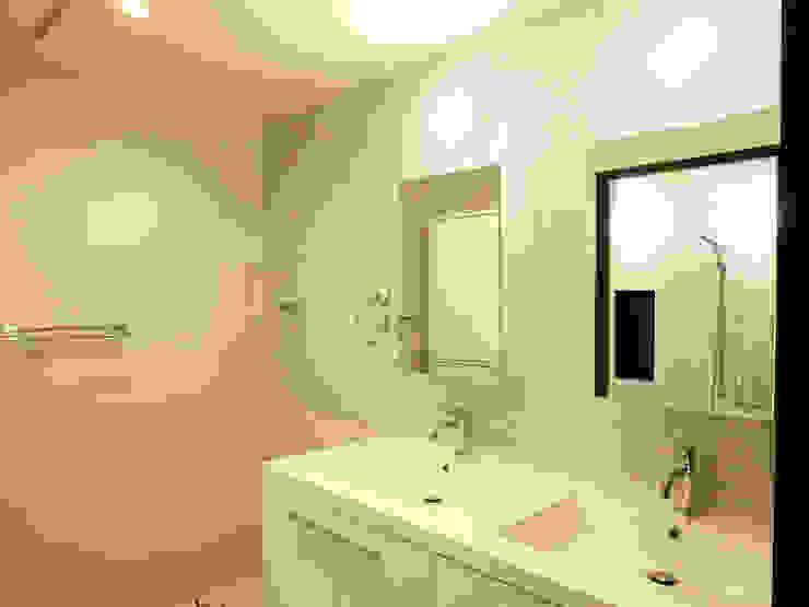 あお建築設計 衛浴鏡子