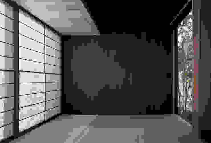 Vector(ベクトル) 和風デザインの 多目的室 の 和泉屋勘兵衛建築デザイン室 和風