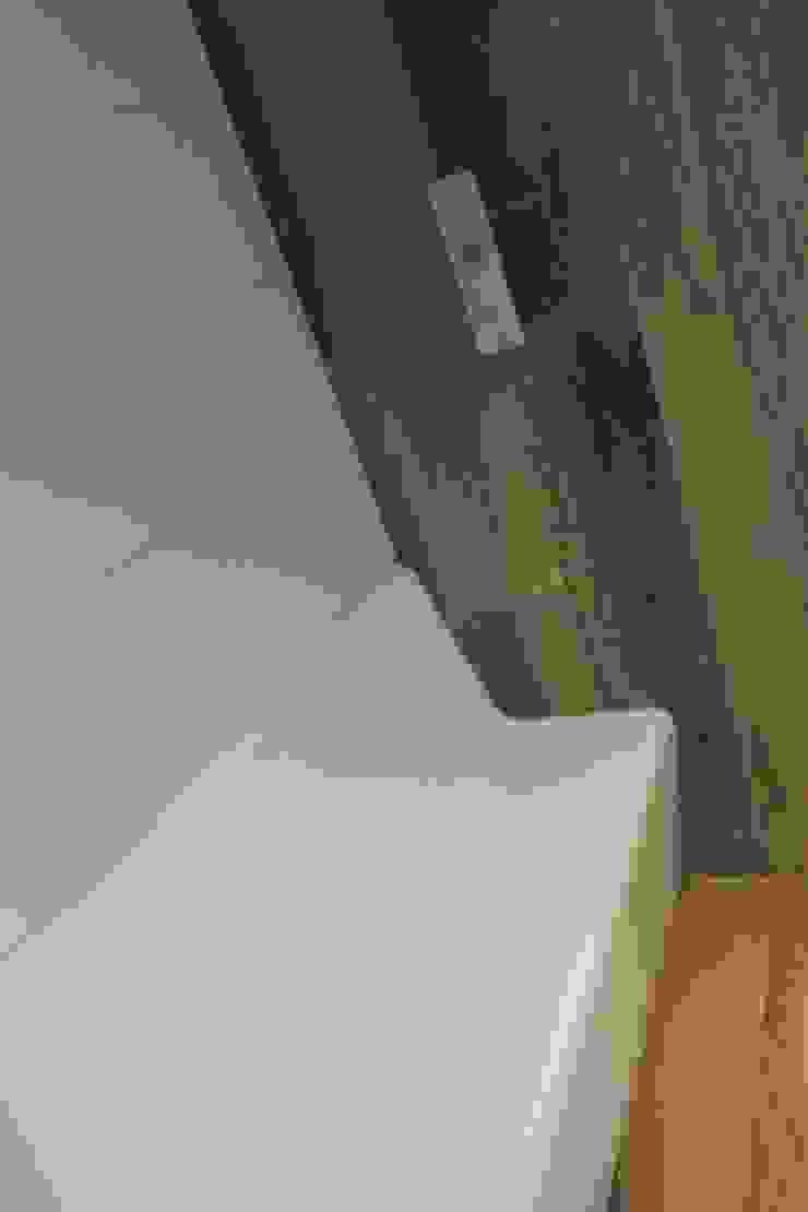 Stoomcabine/douche Moderne badkamers van Leonardus interieurarchitect Modern