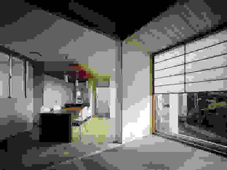 Vector(ベクトル) 和風デザインの ダイニング の 和泉屋勘兵衛建築デザイン室 和風