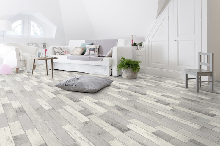 Walls & flooring by PAVIMENTOS GERFLOR ,