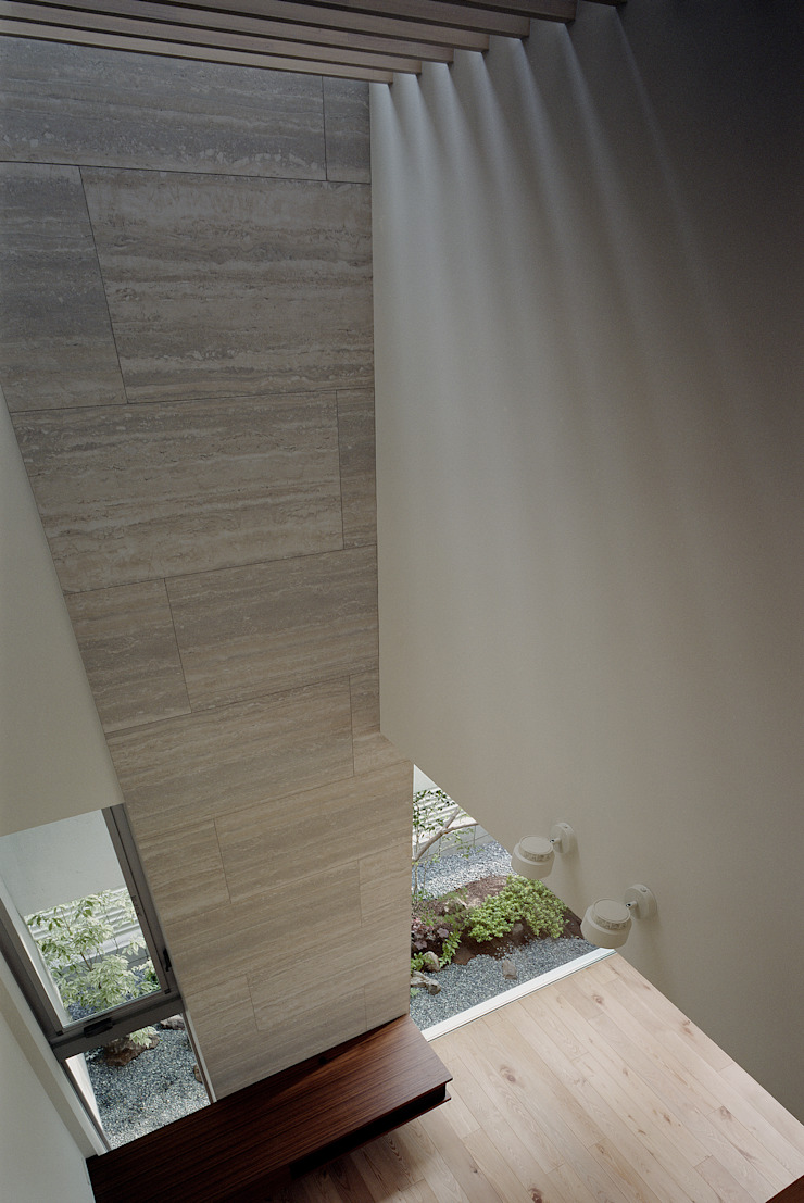 Vector(ベクトル) モダンデザインの リビング の 和泉屋勘兵衛建築デザイン室 モダン