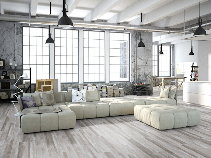 rustic  by PAVIMENTOS GERFLOR , Rustic