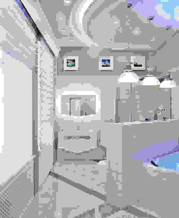 Classic style bathroom by EJ Studio Classic