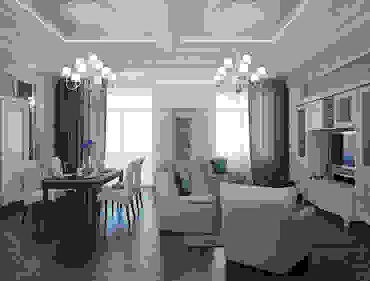 Klasik Oturma Odası EJ Studio Klasik