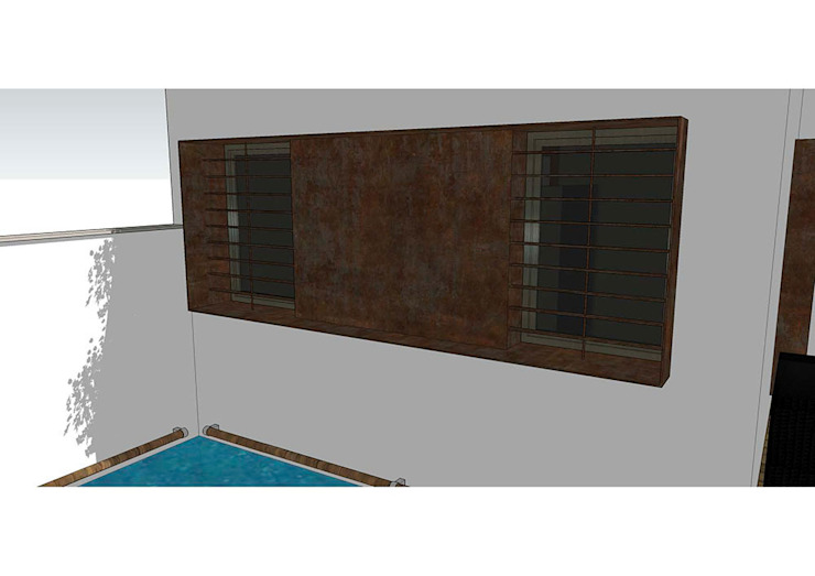 casa Mingorance/Roldán Casas de estilo moderno de Alejandro Ramos Alvelo / arquitecto Moderno