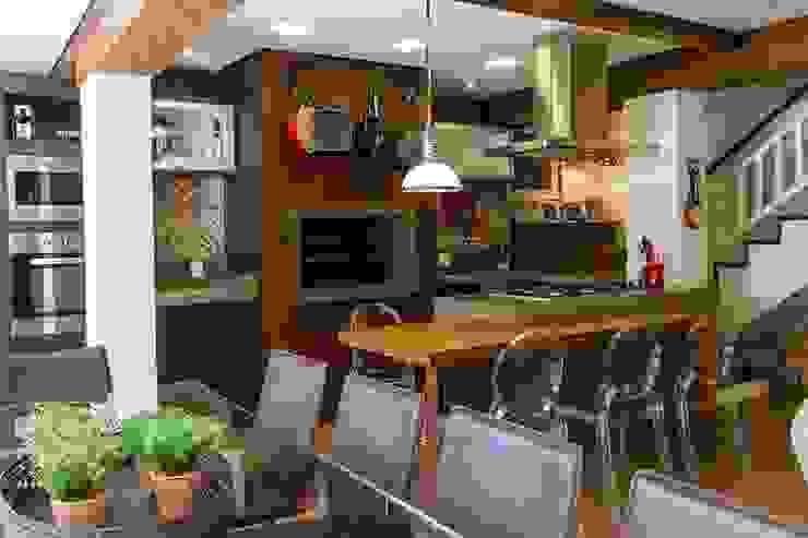 Casa Cozinhas modernas por Mauricio Tarrago /Claudio Gros Arquitetura Moderno