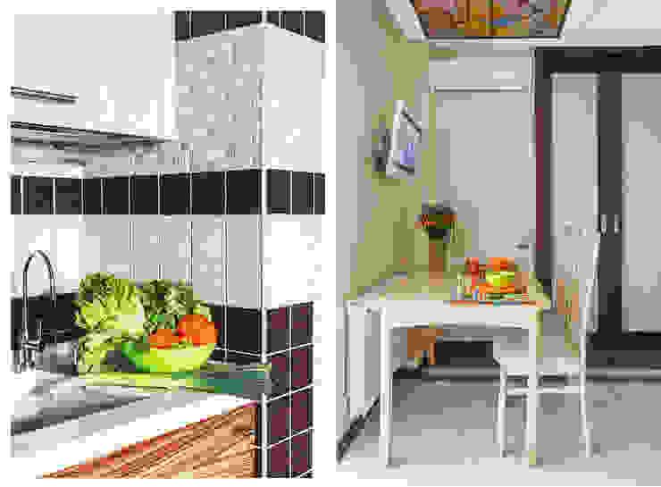Уютная квартира в теплых тонах от Ольга Макарова (Экодизайн) Классический
