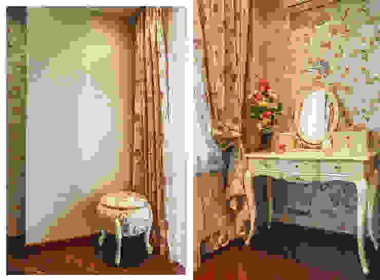 Туалетный столик и пуфик. от Ольга Макарова (Экодизайн) Классический
