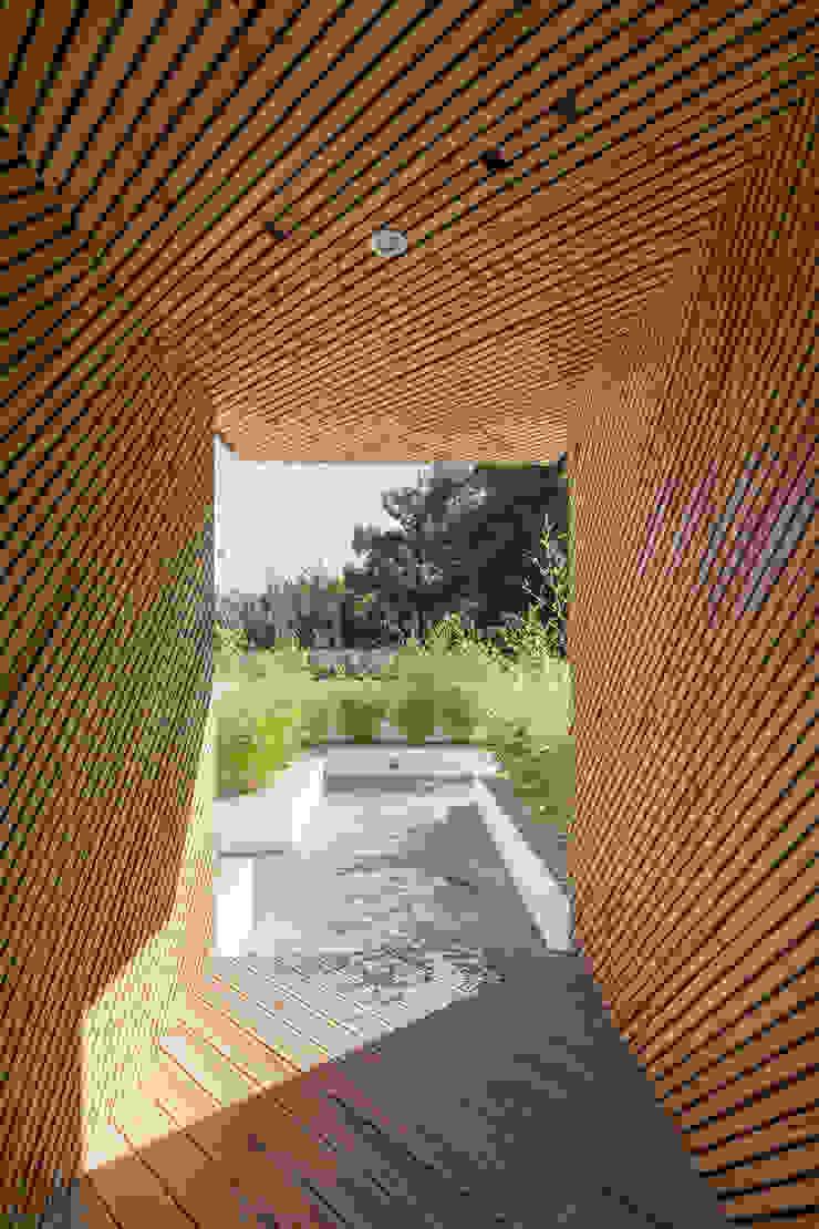 SilverWoodHouse Modern garden by Joao Morgado - Architectural Photography Modern