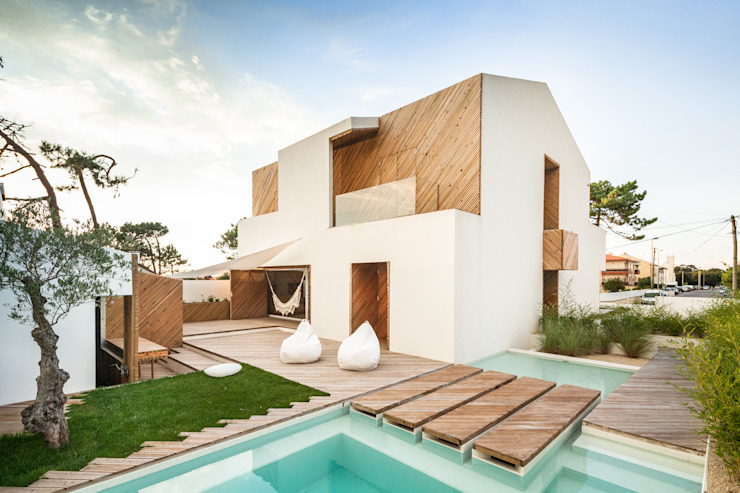 SilverWoodHouse Joao Morgado - Architectural Photography Modern home