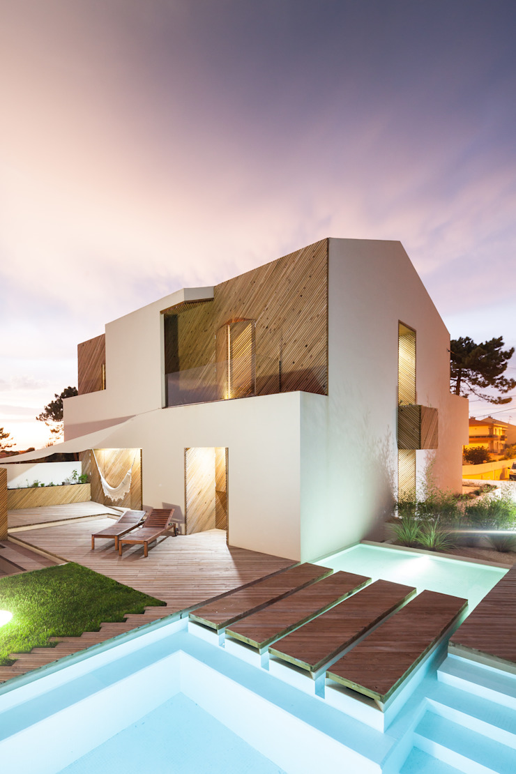 SilverWoodHouse Modern houses by Joao Morgado - Architectural Photography Modern