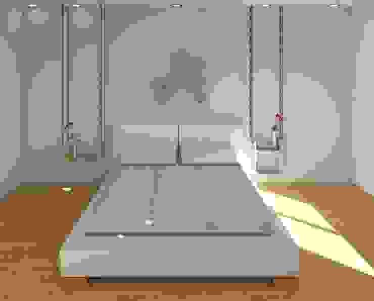 Coleccion Air Dormitorios de estilo escandinavo de MIMESIS INTERIORISMO Escandinavo