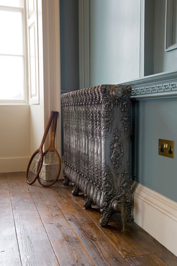 Verona Cast Iron Radiator is available to purchase at UKAA : classic  by UKAA | UK Architectural Antiques , Classic