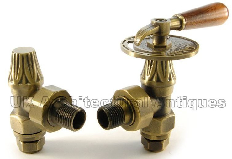 Abbey Throttle Manual Valves for Cast Iron Radiators : classic  by UKAA | UK Architectural Antiques , Classic