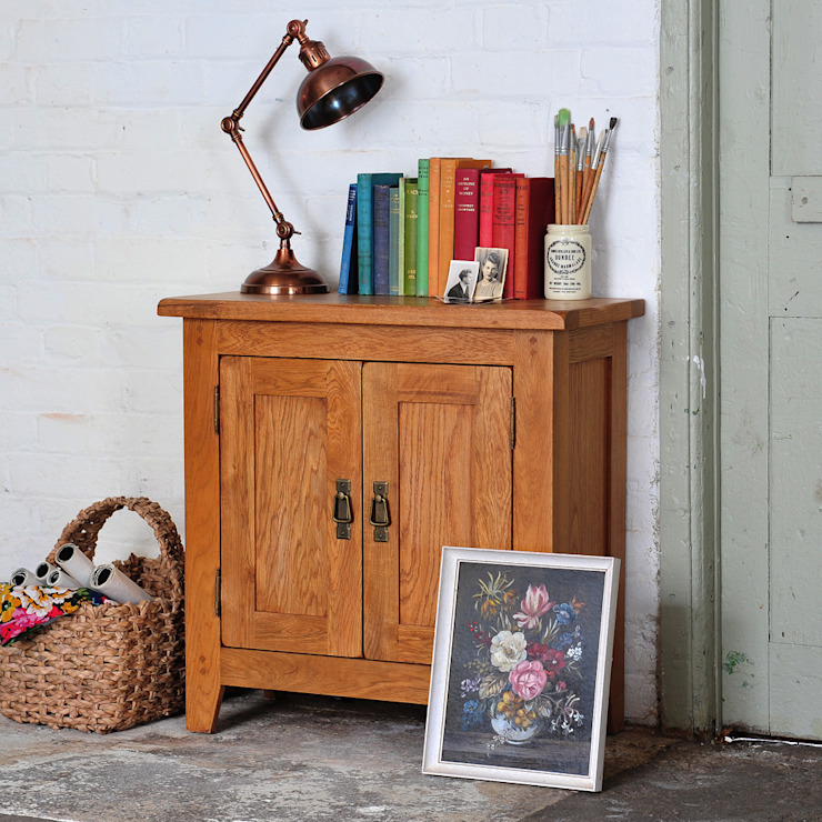 Oakland Small 2 Door Sideboard The Cotswold Company Living roomCupboards & sideboards