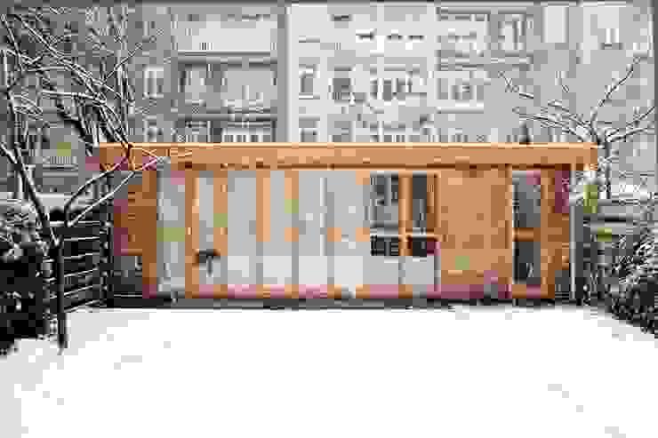 Atelier Paco Bunnik Taman Minimalis
