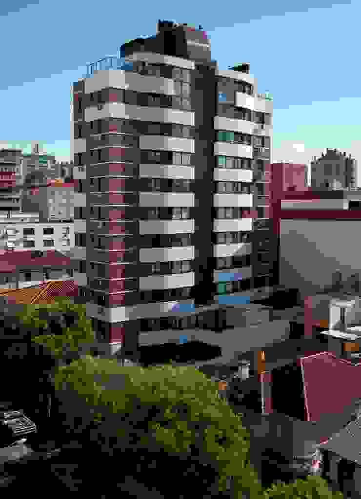 Fachada Casas modernas por André Petracco Arquitetura Moderno