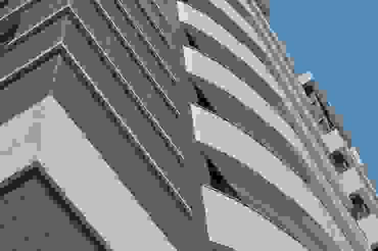 Detalhe Casas modernas por André Petracco Arquitetura Moderno