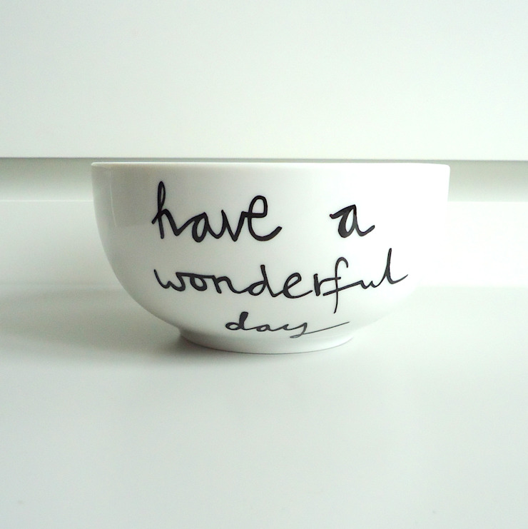 have a wonderful day od My Mug Company Skandynawski