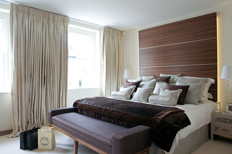 Master Bedroom Modern style bedroom by RBD Architecture & Interiors Modern