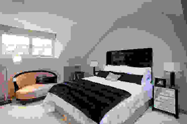 Top Floor Bedroom Kamar Tidur Modern Oleh RBD Architecture & Interiors Modern