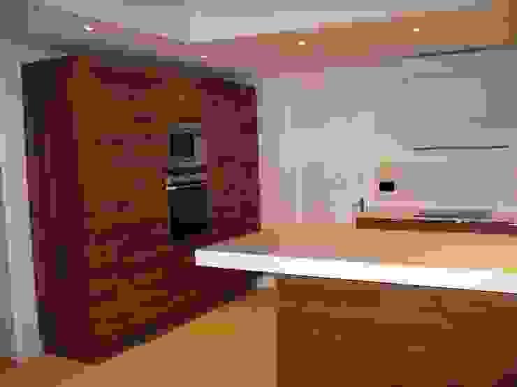 NOCCE Minimalist kitchen by Schmidt Wimbledon Minimalist