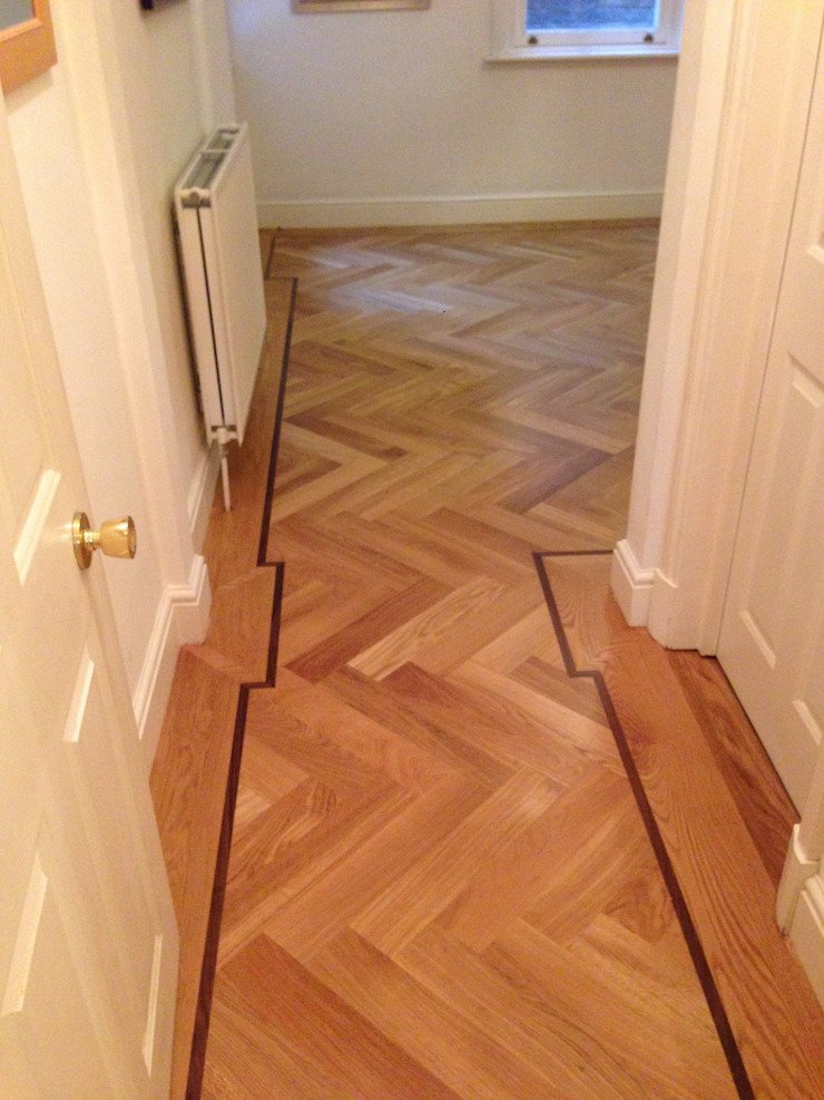 Fitzjohns Avenue by Woodenfloors.uk.com