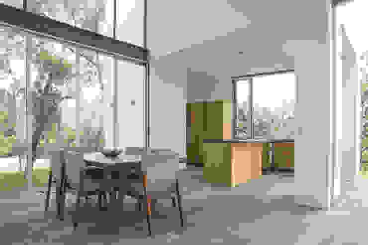 Casa en el Cielo Comedores modernos de Villar Watty Arquitectos Moderno