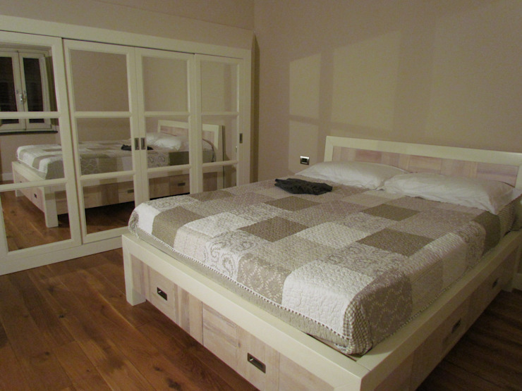 Garden House Lazzerini ChambreLits & têtes de lit