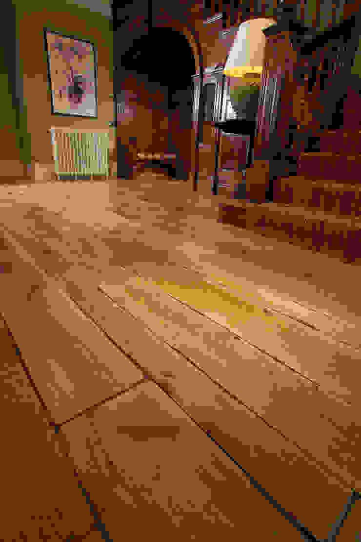FSC Handfinished engineered Oak planks: rustic  by Woodenfloors.uk.com, Rustic