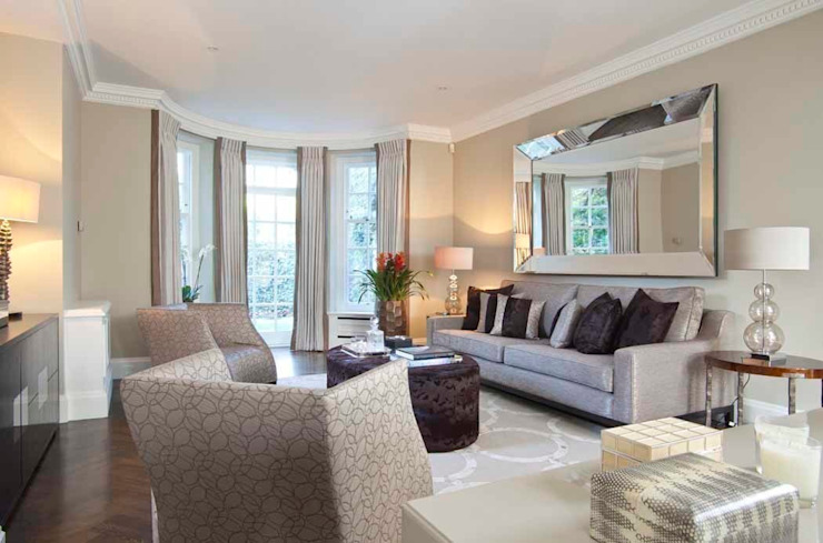 St. Johns Wood by urban living interiors limited