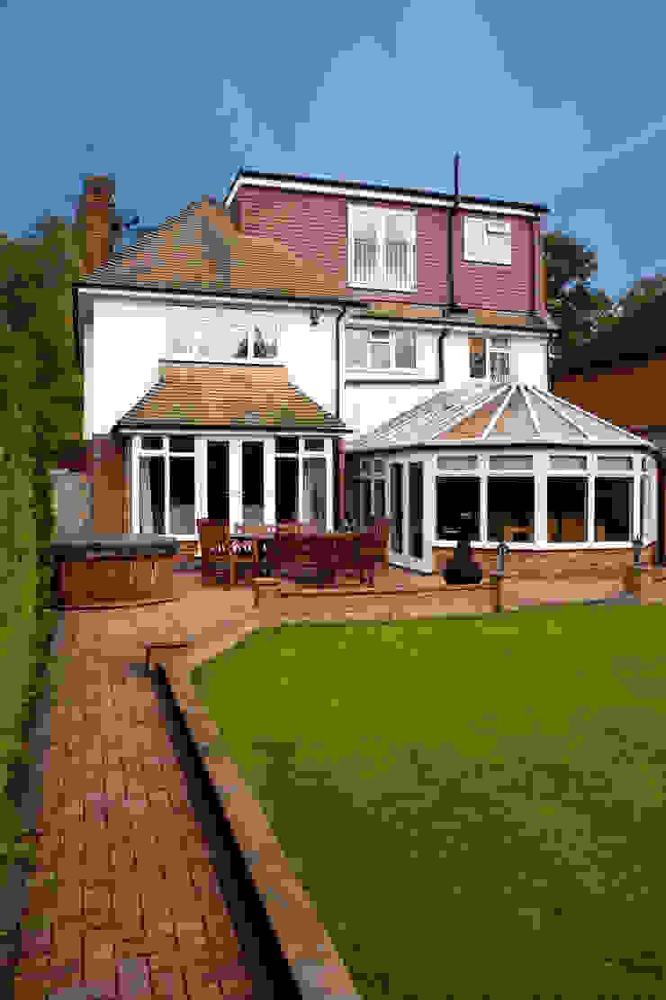 Wimbledon Loft Conversion A1 Lofts and Extensions บ้านและที่อยู่อาศัย
