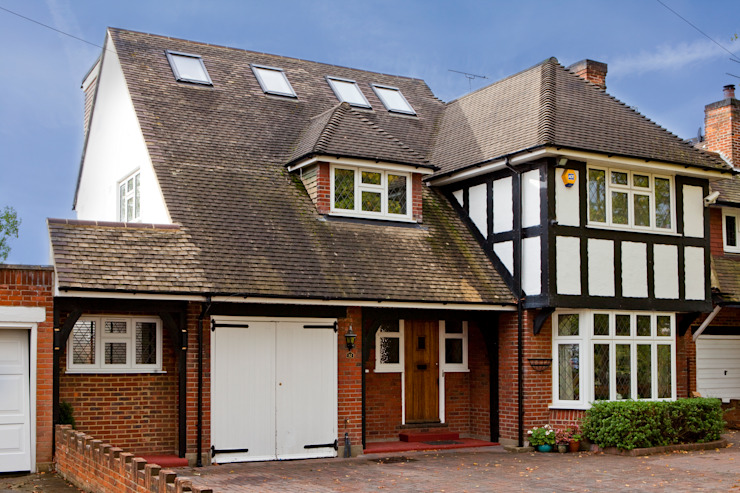 Wimbledon Loft Conversion Landhäuser von A1 Lofts and Extensions Landhaus