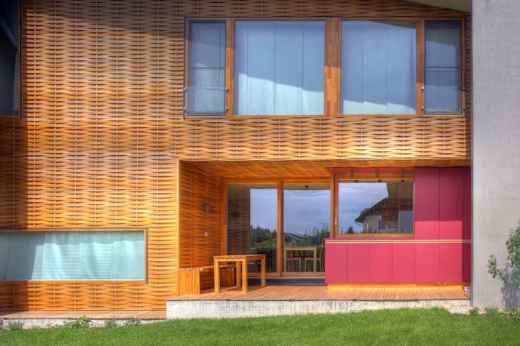 Rustic style houses by kleboth lindinger dollnig Rustic