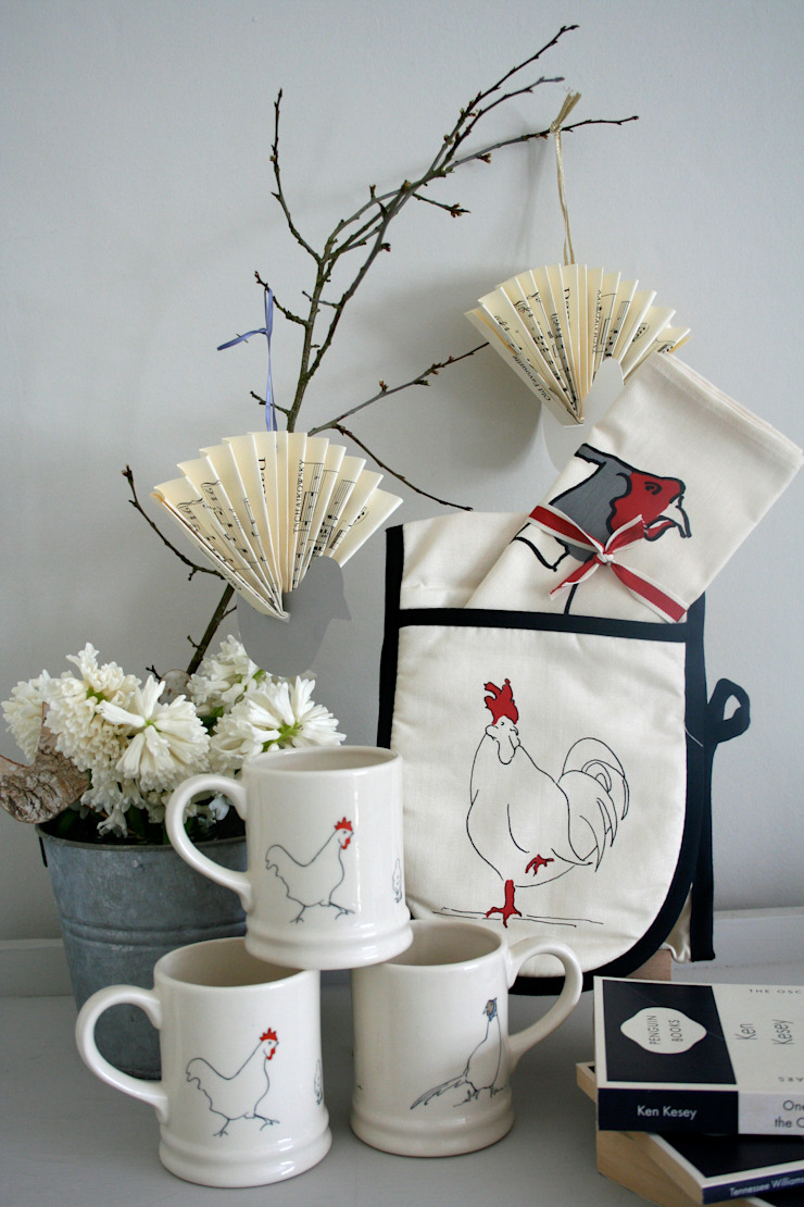 Homewares: country  by Cluck Cluck!, Country
