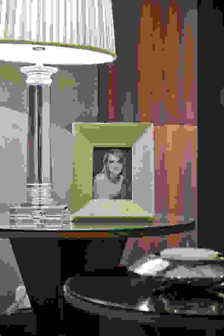 Estar Íntimo por Viviane Loyola Arquitetura e Interiores Minimalista
