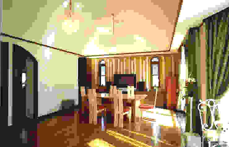 Mt-house 居間 オリジナルデザインの 多目的室 の 有限会社デザインシステム新田建築事務所 オリジナル