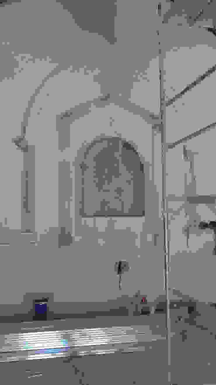 Rehabilitación de la Ermita de Fuente Nueva como Centro de Interpretación del Yacimiento Arqueológico Fuente Nueva Orce (Granada) de Alejandro Ramos Alvelo / arquitecto