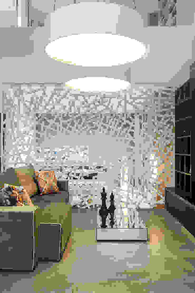 SHOWROOM - CRIARE Lojas & Imóveis comerciais modernos por Barbara Dundes | ARQ + DESIGN Moderno