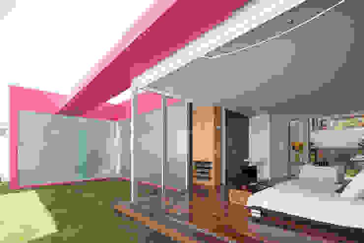 Casas minimalistas por Echauri Morales Arquitectos Minimalista