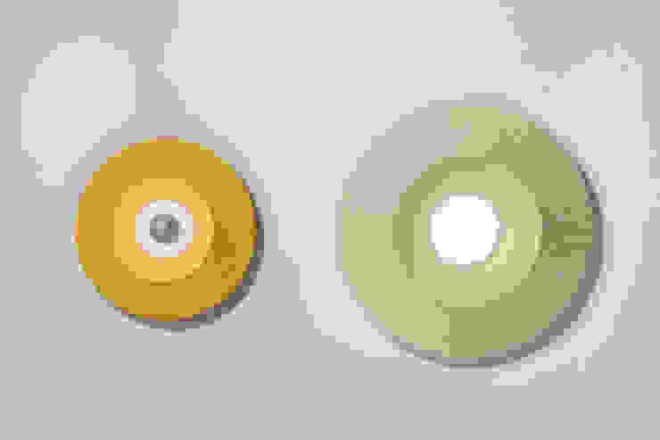 Mood ceiling-wall di STUDIO MATHESIS Art Design Moderno