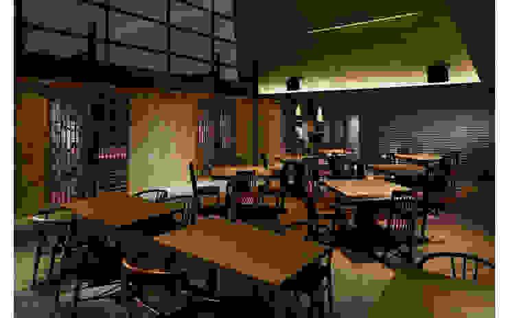 INTERIOR/5 モダンなレストラン の BaNANA OFFICE INC. モダン