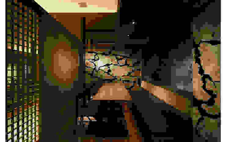 INTERIOR/7 モダンなレストラン の BaNANA OFFICE INC. モダン
