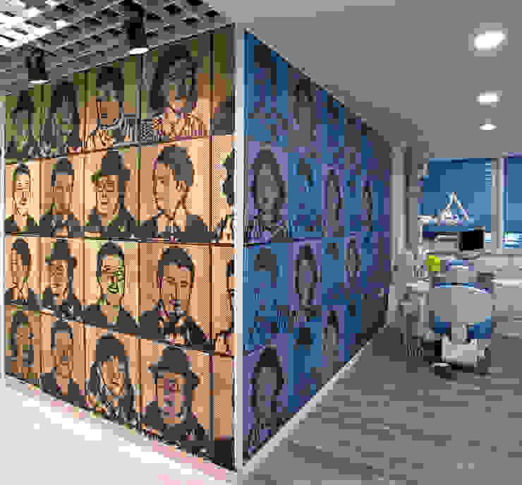 Goun Guide Dental Hospital 모던 스타일 병원 by (주)유이디자인 모던