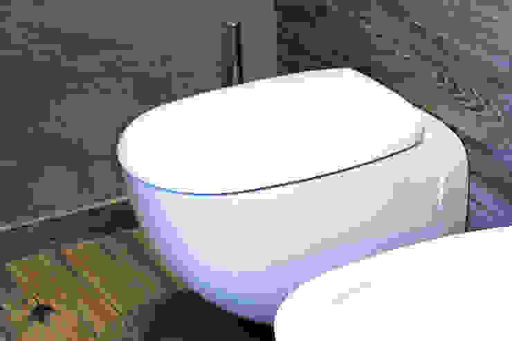 Moderne Badezimmer von Akuratnie Modern