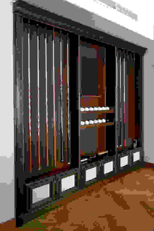 Бильярдная Гостиная в классическом стиле от ItalProject Классический