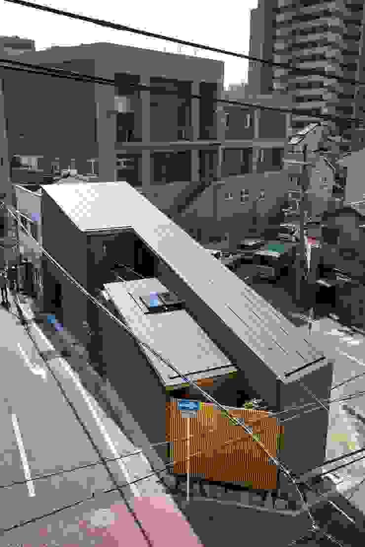 外観3 オリジナルな 家 の 井上久実設計室 オリジナル
