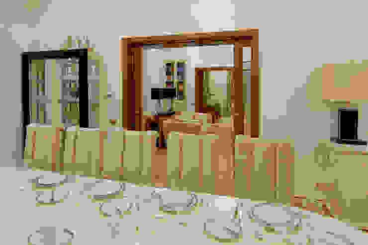 Гостиная Столовая комната в классическом стиле от ItalProject Классический